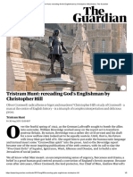 Tristram Hunt_ Rereading God's Englishman by Christopher Hill _ Books _ the Guardian