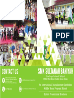 Front Page IB Brochure