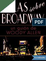 Balas sobre Broadway - Woody Allen.pdf