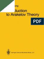 Arakelov Theory