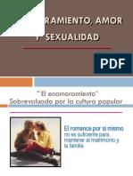 2. Enamoramiento, Amor y Sexualidad 2