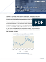 Indicador de Incerteza Economica Brasil_Mai_2018