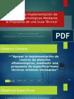 Seminario de Investigacion- Ismael Estay- Presentacion 2