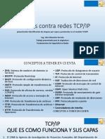 Identificación de Ataques Por Capas y Protocolos en El Modelo TCP-IP