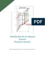 Ponchon-Savarit