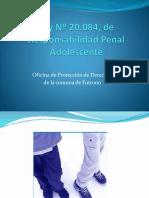 Ley Nº 20.084 - Responsabilidad Penal Adolescente