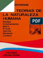 Stevenson Leslie - Siete Teorias De La Naturaleza Humana.pdf