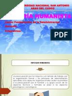 Teoria Humanista Final