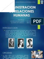 Administracion de Relaciones Humanas