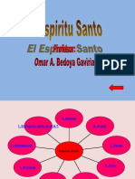Un Panorama General de La Persona Del Espiritu Santo