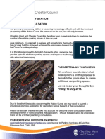 Goods Shed Consultation - June 2018