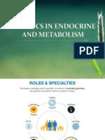 2018 Genetics in Endocrine and Metabolism