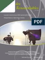 Bulletin Des Energies Renouvelables
