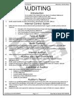 BC _ 402 - Auditing