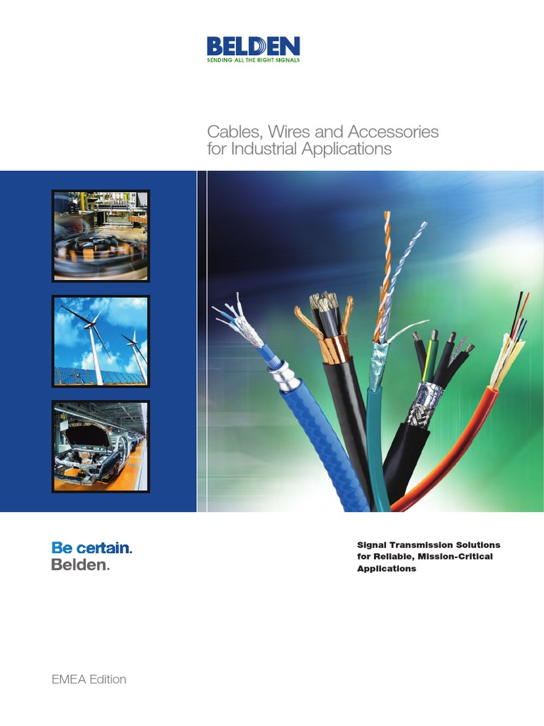 Belden Cables | Coaxial Cable | Security Alarm