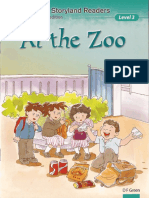 At the Zoo Oxford Storyland Readers Level 3