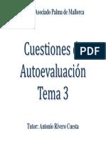Cuestiones Tema 3