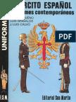312672550 Ejercito Espanol Uniformes Contemporaneos Ed San Martin JM Bueno 1977 PDF