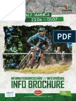 Black Hole Bike Festival 2018 - Brochure / Brošura
