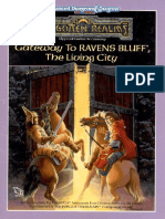TSR 8908 - LC1 - Gateway to Ravens Bluff, The Living City