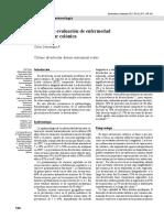 Clasificacion Diverticulitis Tablas