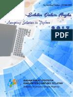 Kabupaten Lampung Selatan Dalam Angka 2017