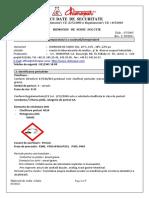 Hidroxid de Sodiu Sol 10,15,30,32% Fds 2011