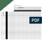 Plantilla Cronograma
