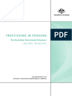 Anti People Trafficking Report