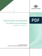 Anti People Trafficking Report