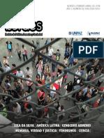 Bordes. Revista de política, derecho y sociedad. VIII