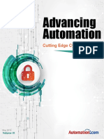 Advancing Automation VolumeIX Cybersecurity