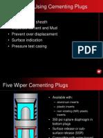 5 Wiper Cementing Plug