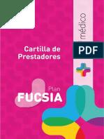Cartilla Plan Fucsia Staff Medico