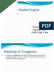 Cryogenic Rocket Engines Final