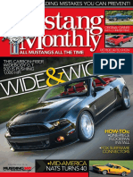 Mustang Monthly - November 2014 USA