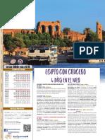 Egipto Con Crucero 4 Dias en El Nilo 2018 2019 8 Dias