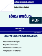 Lógica Simbólica - SDNSR 2018 - 18-05-18