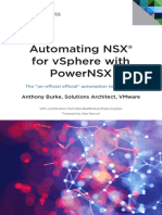 Vmware Automating Vsphere With Powernsx