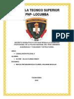 Decreto legislativo n°1318