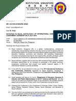19ICCC Invitation Letter_Mr. Julcon Araiz