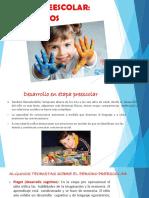 Sesión N° 11. Seguna infancia .pptx