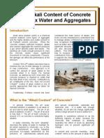 alkaliconctentofconcretemixwaterandaggregates