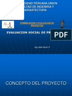 EVALUACION SOAL DE PROYECTOS DE INVERSION PUBLICA