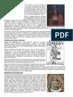 Biografia de Pachacutec