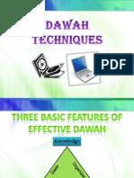 Dawah Techniques
