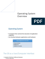 Os Overview