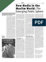 ANDERSON Los Medios en El Mundo Musulman
