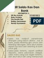 Audit Saldo Kas Dan Bank