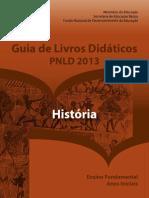 Guia Pnld 2013 - brasil